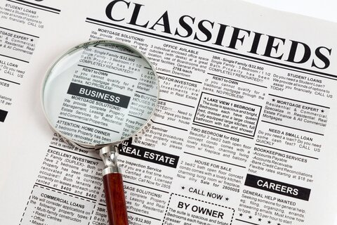 Advertising In Paid Classifieds
