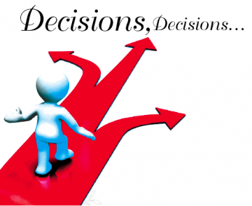 Making Career Decisions – Part 1