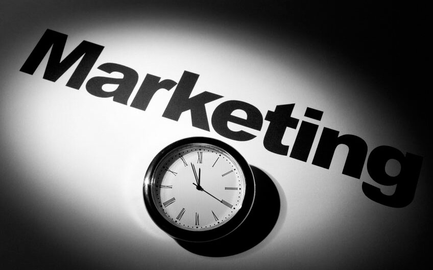 Maximize Your Marketing Time